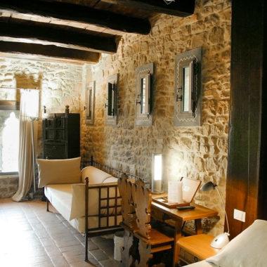 Castello di Monterone - Camera Feritoie