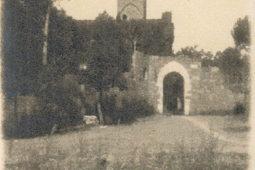 Castello di Monterone nel 1927