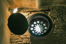 Camera del Rosone - Dettaglio