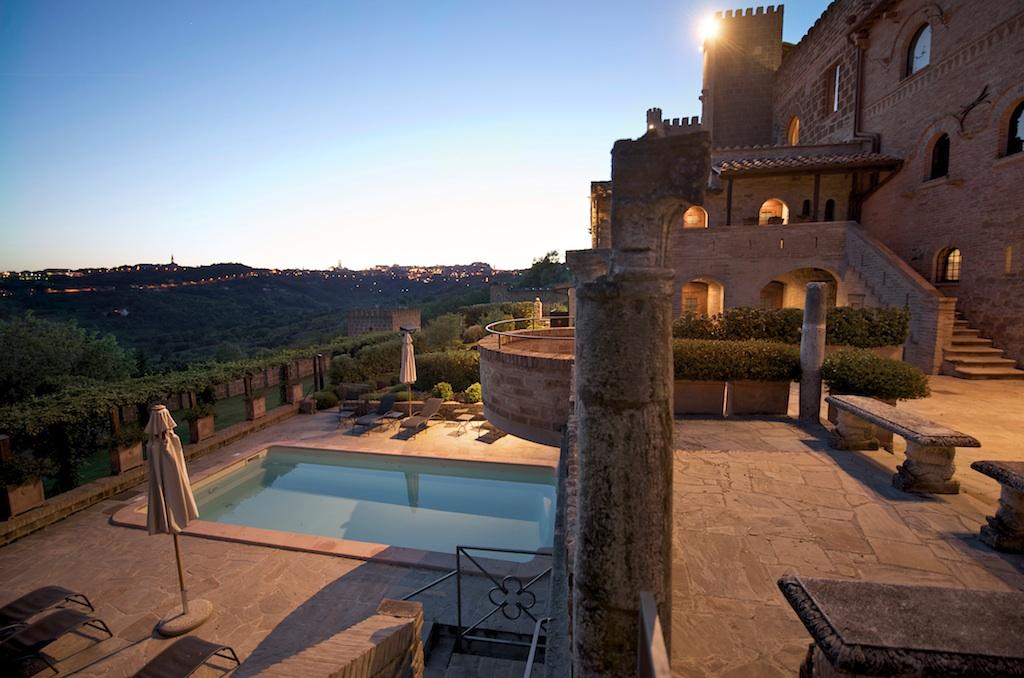 Castello di Monterone - Vista su Perugia