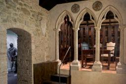 Monterone Castle - Library
