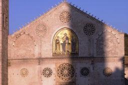 Spoleto - Cathedral detail