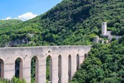 Spoleto - Tower's Bridge