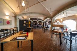 Ristorante Gradale - sala interna