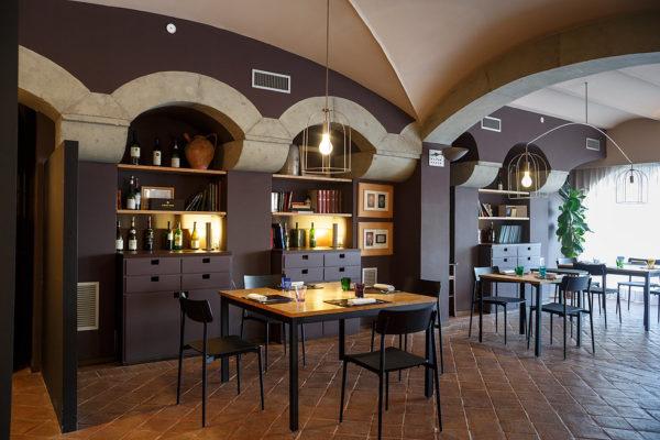 Gradale Restaurant - interior