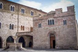 Bevagna - San Peter church