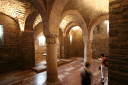 Bevagna - Cathedral's crypt