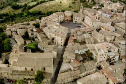 Montefalco - Aerial view