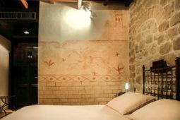 Castello di Monterone - Affresco in camera