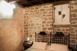 Castello di Monterone - Camera delle armi: affresco