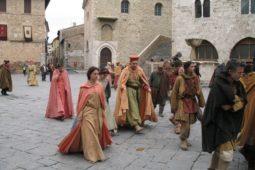 """Bevagna - """"Mercato delle Gaite"""" festival"""