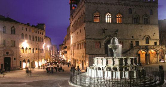 Itinerari in Umbria: Perugia